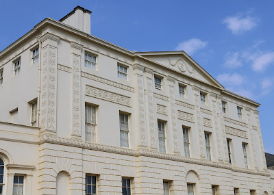 South front, Kenwood, designed by Robert Adam