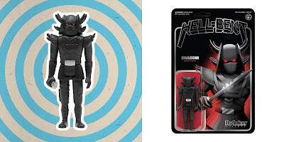 San Diego Comic-Con 2020 Exclusive Hell-Bent ReAction Figure by HealeyMade x Super7