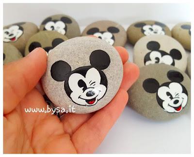 bomboniere topolino