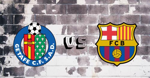 getafe vs barcelona resumen y partido completo