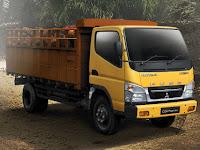 Colt Diesel FE SHDX K Truk Serba Guna Penakluk Medan Off Roads