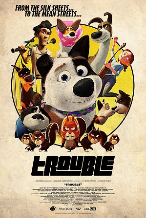 Dog Gone Trouble (2019) Hindi Dual Audio 850MB Web-DL 720p
