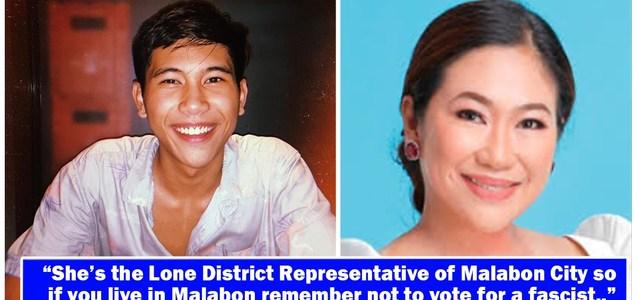 Anak ng congresswoman, kinondena ang ina kaugnay sa ABS-CBN franchise renewal | Kami.com.ph