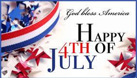 Fourth of July Wishes Greetings