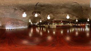 Spectacular and sinister underground tourist destinations