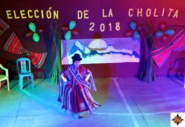 Copacabana, concorso cholitas
