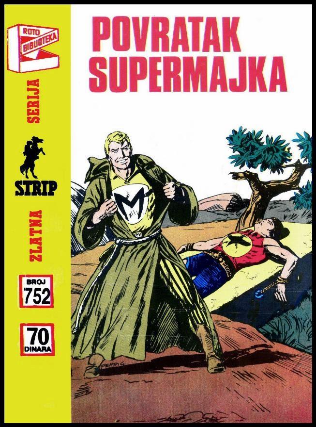 Povratak Supermajka - Zagor