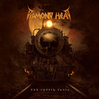 "Το βίντεο των Diamond Head για το ""Belly of the Beast"" από το album ""The Coffin Train"""