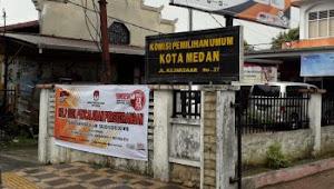 KPU Kota Medan Menghimbau, Calon Perseorangan Pilkada 2020 Segera Daftarkan Operator Komputernya Ke Sistem Informasi Pencalonan KPU Kota Medan.