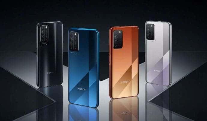 تم بيع 100000 وحدة في 8 دقائق  من هاتف HONOR X10 5G