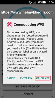 Cara hack wifi3