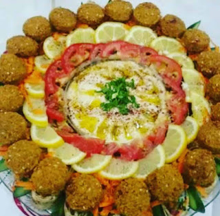 أسعار منيو ورقم وعنوان فروع مطعم فلافل الوردة الشامية Falafel rose