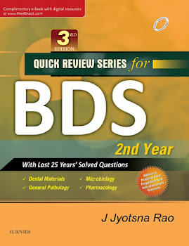 Quick Review Series for BDS 2nd Year Third Edition
