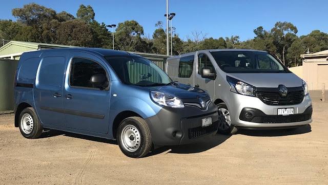 Novo Renault Kangoo já está sendo produzido na Argentina