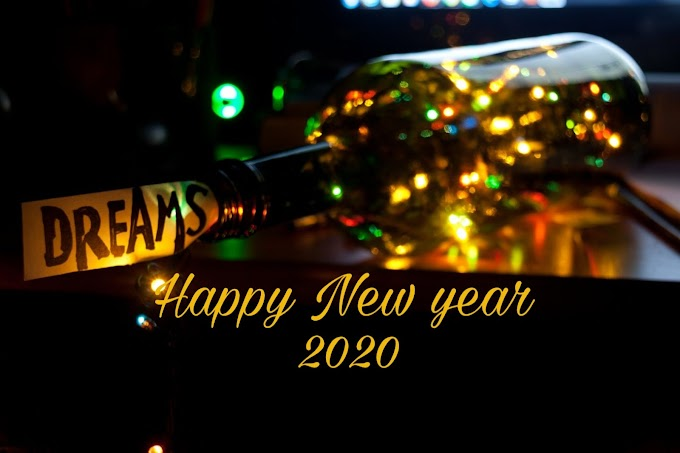 Happy new year wishes Quotes 2020,Messages for new year