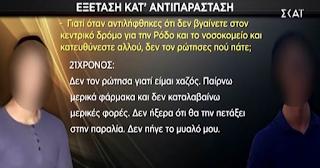 21χρονος Ροδίτης: «Eίμαι χαζός. Παίρνω κάποια φάρμακα και δεν καταλαβαίνω πολλές φορές»