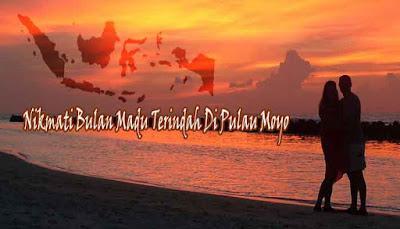 Nikmati Bulan Madu Terindah Di Pulau Moyo