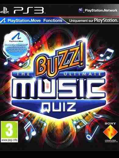 Buzz The Ultimate - Buzz The Ultimate Music Quiz For PS3