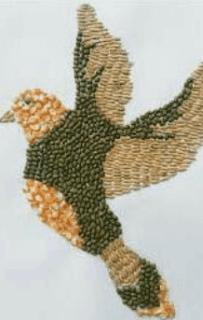 gambar mozaik burung www.simplenews.me