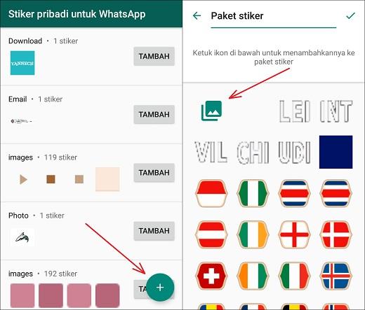 Cara Membuat Stiker WhatsApp Sendiri di Android Dengan Mudah