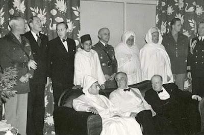 مؤتمر أنفا..عشرة أيام غيرت تاريخ المغرب والإنسانية