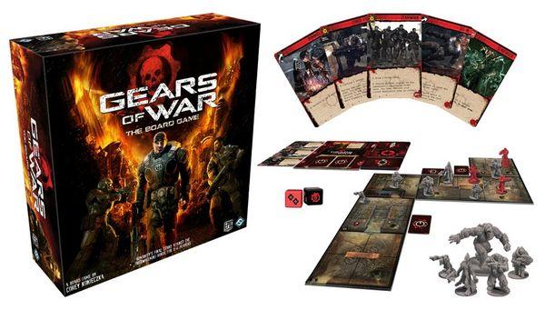 Videojuegos Gears Of War Juego De Mesa