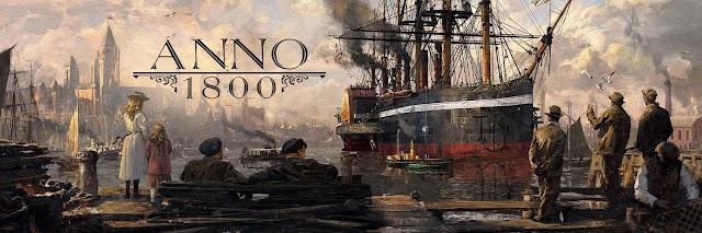 Gamescom 2018: Anno 1800 Gameplay