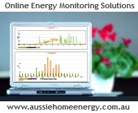 Aussie Home Energy Monitoring Dashboard