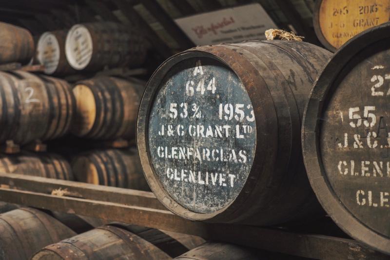 Visiter la distillerie Glenfarclas en Ecosse