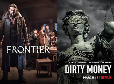 Netflix Dizileri: Frontier, Kirli Para, Barbarians ve Norsemen