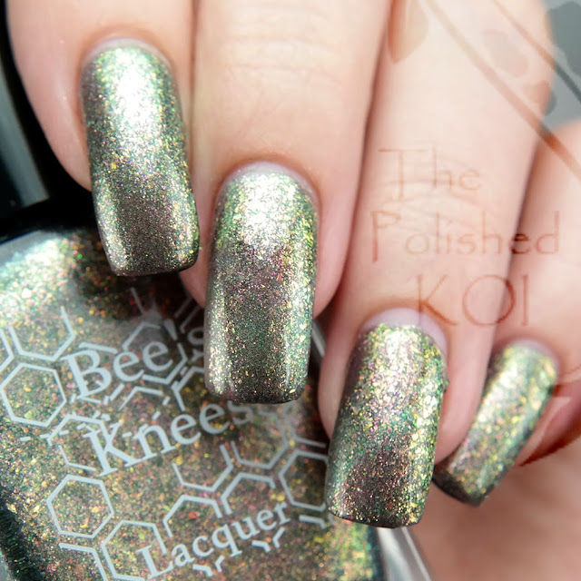 Bee's Knees Lacquer Band of Exiles
