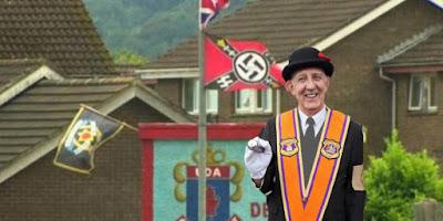 Orange Order secret societies freemasonry terrorism fascism Christian Identity