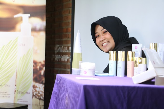 Event Jafra CCT Community Makassar   Beauty & Inspiring Talk