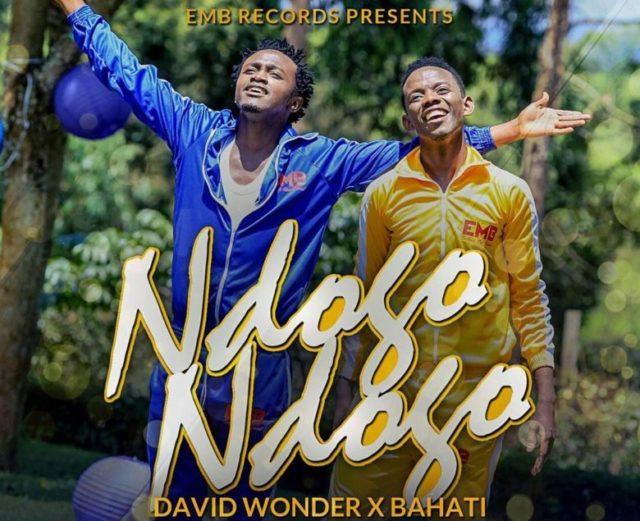 Bahati & David Wonder – Ndogo Ndogo |Download Mp3