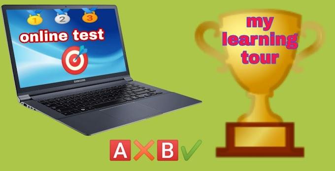 Basic English quiz online test