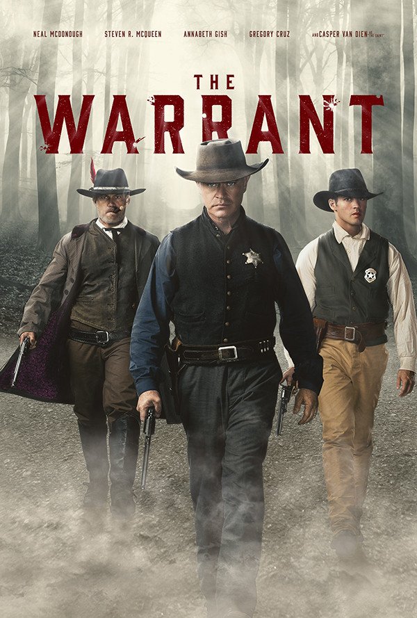 The Warrant 2020 English 500MB HDRip ESubs Download