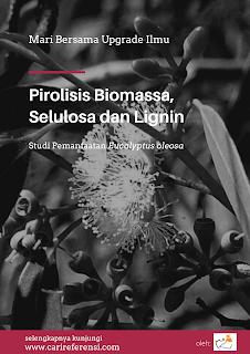 Pirolisis Oksidatif Biomassa, Selulosa dan Lignin Kayu Mallee (Eucalyptus oleosa)