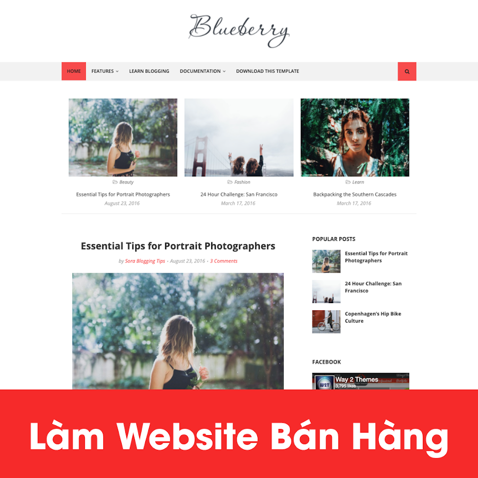 [A121] Trọn gói dịch vụ thiết kế website không phát sinh chi phí