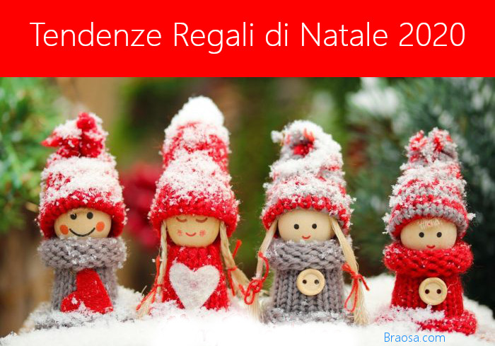 Tendenze Regali Natale 2020 su Pinterest
