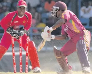 West Indies vs Zimbabwe Only T20I 2010 Highlights