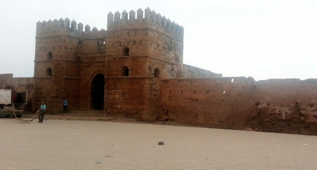 Istana Sultan Moulay Ismail