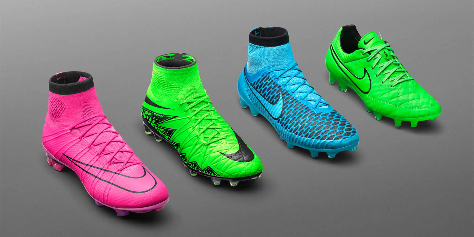 Nike Lightning Storm Pack 2015-2016 Boots Collection Released