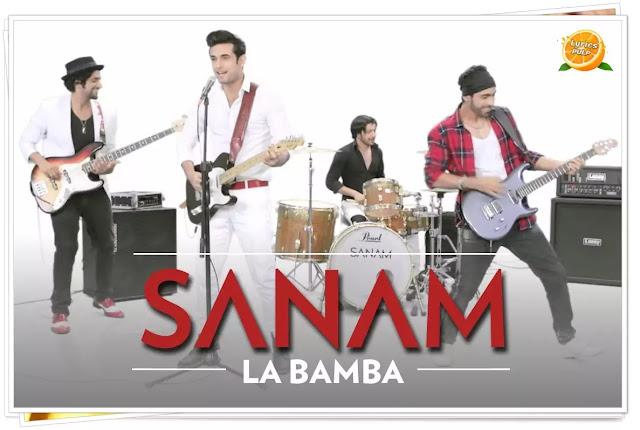 La Bamba Song Lyrics with English Translation   SANAM   Song Lyrics