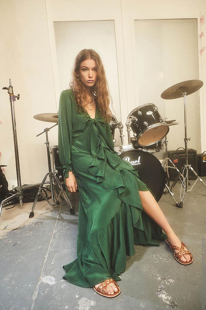 Vestidos primavera verano 2020 moda mujer.