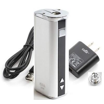 Reviews About iSmoka Eleaf iStick 30W 2200mAh Battery