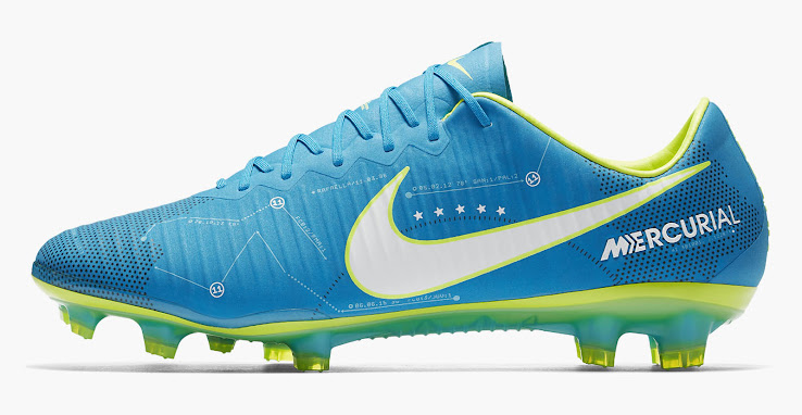 constructor Exención Alarmante  First-Ever - Nike Mercurial Vapor XI Neymar 'Written In The Stars' 2017  Signature Boots Revealed - Footy Headlines
