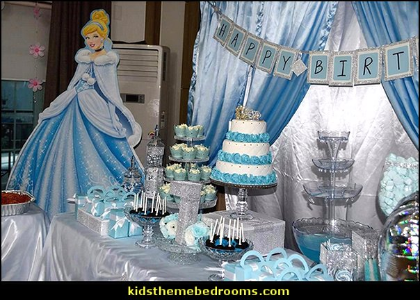 Decorating Theme Bedrooms Maries Manor Cinderella Party