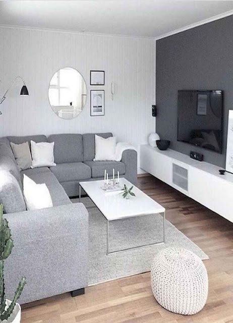 small apartment living room ideas on a budget UK