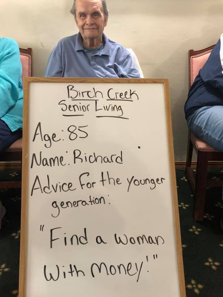 Best Advice To Younger Generation From 20 Seniors