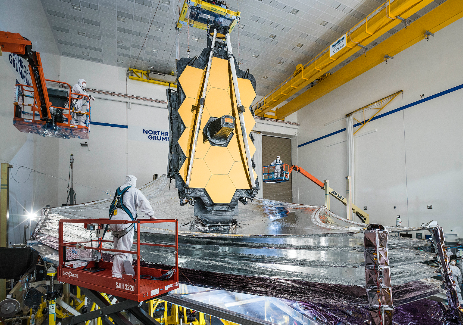 Media Invited to Virtual Briefing as NASA's Webb Prepares for Launch
